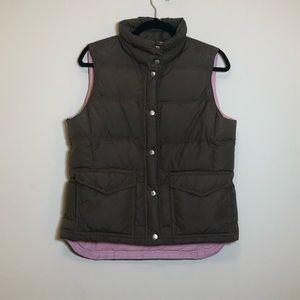 J.Crew Down-Filled Puffer Vest